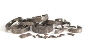Viking, silver, jewellery, hack silver, National Museum, ireland, archaeology, MAyo, Sligo, Dublin