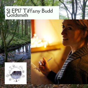 Podcast, Goldsmith, Tiffany Budd, Sligo, Northwest, Ireland