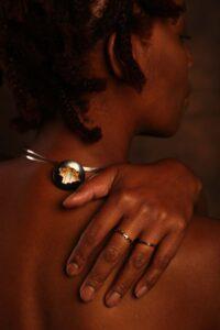 Silver, Ring, 925, oxidized, Wave, Goldsmith, Sligo, Ireland, Irish, Goldsmith, Jeweller, Jewellery, Mens jewellery, Twisted,